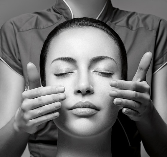 Sothys massage
